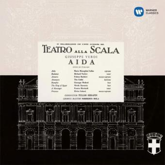 Verdi: Aida - CD