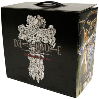 Death Note Box Set - Volumes 1 - 13