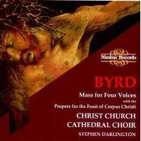 Byrd | Mass for Four Voices
