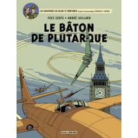 Blake & Mortimer Vol 23 Le Baton de Plutarque