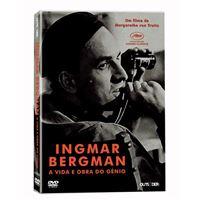 Ingmar Bergman: A Vida E Obra Do Génio - DVD