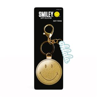 Porta-Chaves Gacangift: Smiley