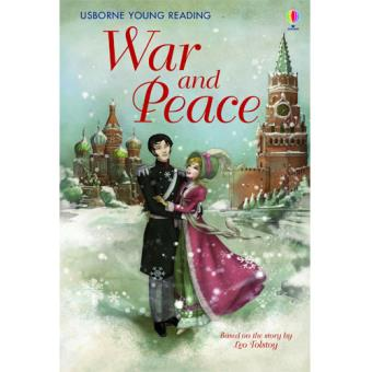 Usborne Young Reading: War and Peace