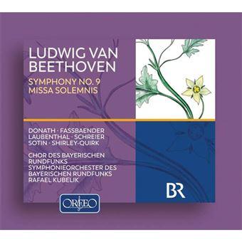 Beethoven: Symphony No. 9 & Missa Solemnis - 2CD