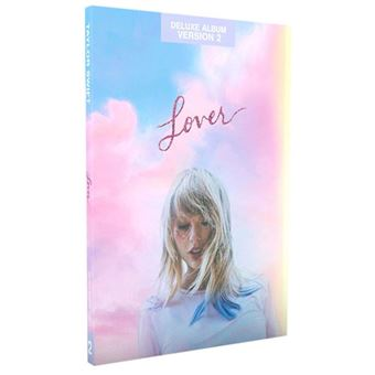 Lover - Deluxe Album Version 2 - CD
