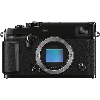 Fujifilm X-Pro3 - Corpo - Titanium Dura Black