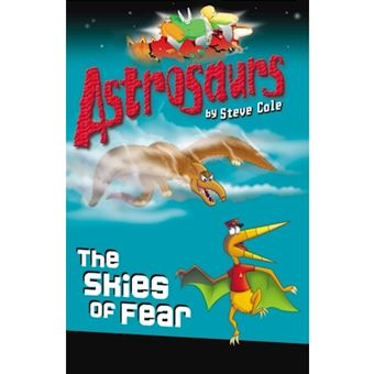 Astrosaurs The Skies of Fear Press Reviews
