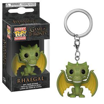 Porta-Chaves Funko Pop! Game of Thrones: Rhaegal