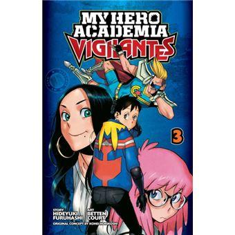 My Hero Academia - Vigilantes - Volume 3