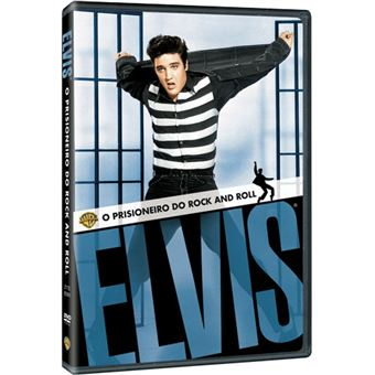 Elvis: O Prisionairo do Rock and Roll - DVD