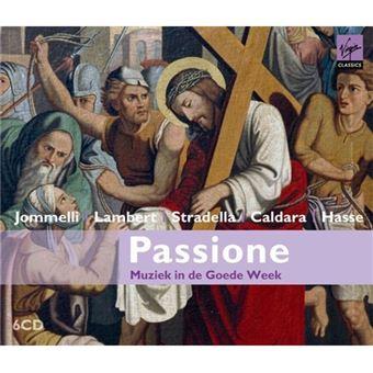 Passione: Muziek in de Goed Week - CD
