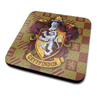 Harry Potter - Base de Copo Brasão Gryffindor
