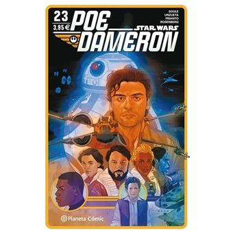 Star wars poe dameron 23-grapa