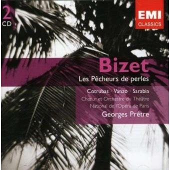 Bizet | Les Pêcheurs de Perles (2CD)