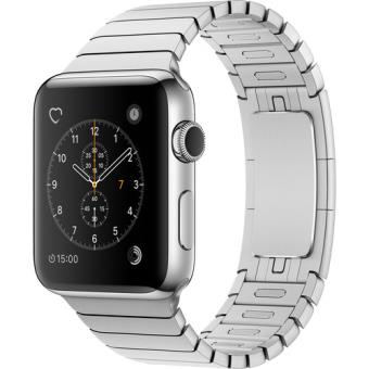 Apple Watch Series 2 42mm Aço Inoxidável | Bracelete de Elos
