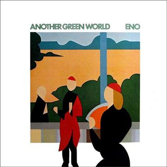 Another Green World - LP 12''