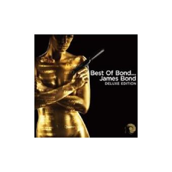 Best of Bond...James Bond (Deluxe Edition 2CD)