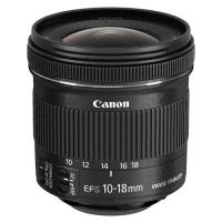 Canon Objetiva EF-S 10-18mm f/4.5-5.6 IS STM