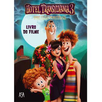 Hotel Transylvania 3: Umas Férias Monstruosas - O Livro do Filme