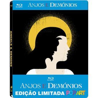 Anjos e Demónios - Edição Limitada Pop Art