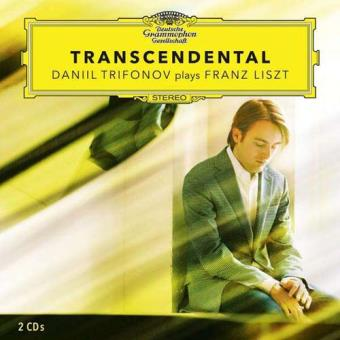 Transcendental | Daniil Trifonov plays Franz Liszt (2CD)
