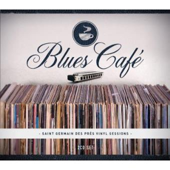 Blues Cafe - Saint Germain Des Pres Vynil Sessions (2CD)