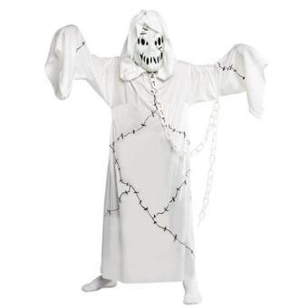 Disfarce Fantasma Cool (M)