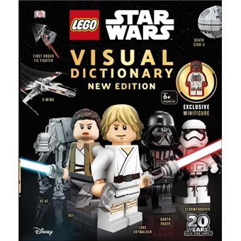 LEGO Star Wars: Visual Dictionary New Edition