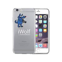 Capa Iphone 7 Kukuxumusu Transp Iwolf
