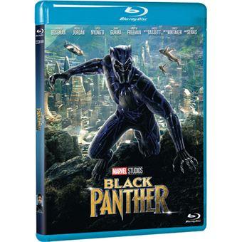 Black Panther | Pantera Negra - Blu-ray Importação
