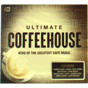 Ultimate... Coffeehouse (4CD)