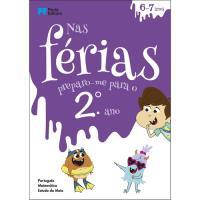 Nas Férias: Preparo-me Para o 2º Ano 6-7 Anos