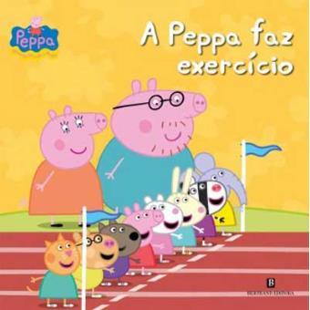 A Peppa faz Exercício