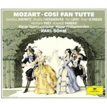 Mozart: Così Fan Tutte K588 - 2CD