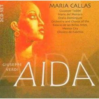 VERDI-AIDA (2CD)(1951)