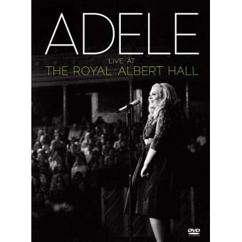 Adele: Live At The Royal Albert Hall 2011 (DVD+CD) (DGP)