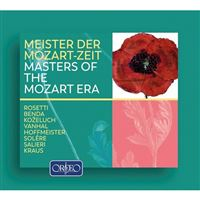 Masters of the Mozart Era - 2CD
