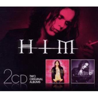 Razorblade Romance/Deep Shadows & Brilliant High (2CD)