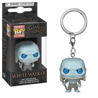 Porta-Chaves Funko Pop! Game of Thrones: White Walker