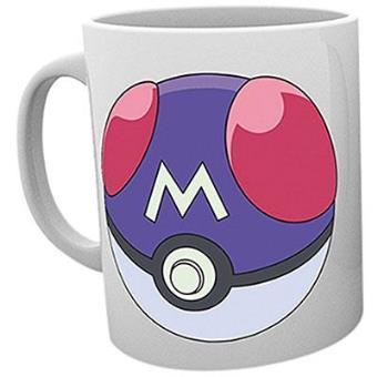 """Pokémon - Caneca """"Masterball"""""""