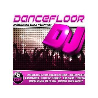 Dancefloor Dj (4CD)