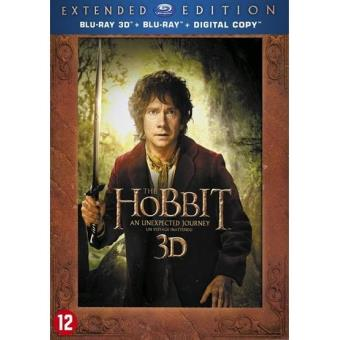 Hobbit - An unexpected Journey Extended Edition (Blu-ray 3D + 2D)