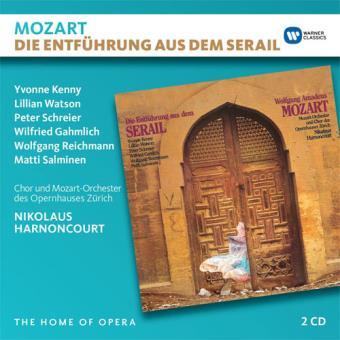 Mozart: Die Entführung aus dem Serail (2CD)