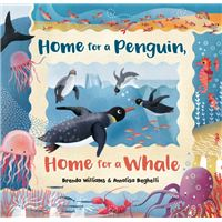 Home fo a penguin, home for a whale