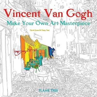 Vincent van gogh (art colouring boo