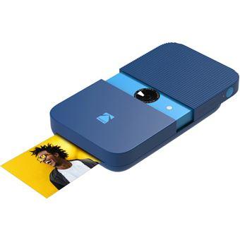 Câmara Instantânea Kodak Smile - Azul