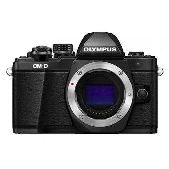 """Olympus OM-D E-M10 Mark II Corpo MILC 16.1MP 4/3"""" Live MOS 4608 x 3456pixels Preto"""