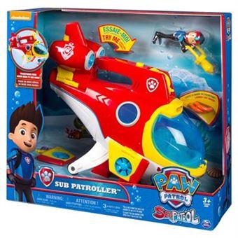 Patrulha Pata - Paw Patrol Submarino - Concentra
