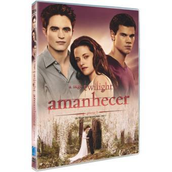 A Saga Twilight: Amanhecer Parte 1 - Edição Simples