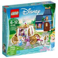 LEGO Disney Princess 41146 A Noite Encantada da Cinderela